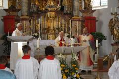 60-jähriges Priesterjubiläum Pfr. Popp