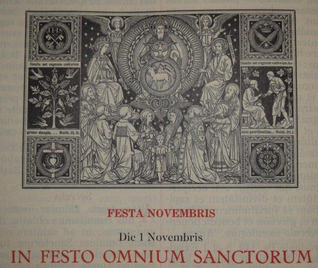 IN_FESTO_OMNIUM_SANCTORUM