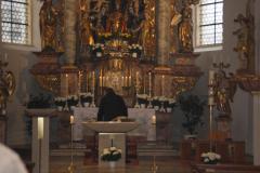Ewige Anbetung in Hohenmirsberg 2012