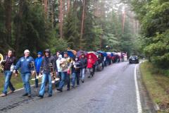Wallfahrt nach Gößweinstein 2011