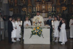 Kommunion 2012