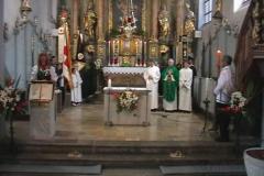Vereinsgottesdienst 2012